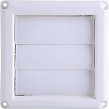 1PC Louver Plastic Air Outlet Grille Cover 3 Flaps