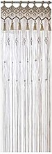 1pc Macrame Wall Hanging,Macrame Door Curtain