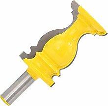 1pc Milling Cutter Drill Bit Wood Cutting Machine