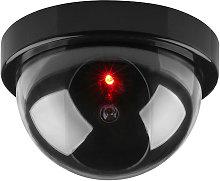 1Pc Simulation Camera Fake Dummy Dome Surveillance