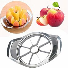 1pc Stainless Steel Apple Corer and Slicer,