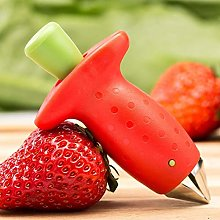 1pc Strawberry Hullers Fruit Remove Stalks Device