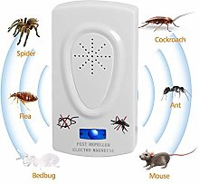 1Pc ultrasonic Mouse Cockroach Repeller Device