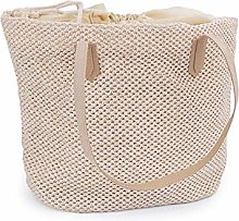 1pc Vory Tote Bag Macrame, Textile Bags and