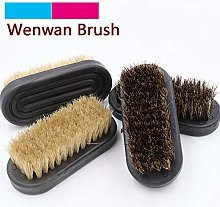 1Pcs 38X87mm Wenwan Shoe Cleaning Boot Brush Pig