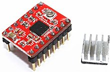 1pcs 3D Printer Kit A4988 Stepper Motor Driver
