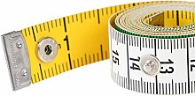 1pcs 60in Button Tailor Measure Tape Sewing Tools