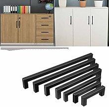 1Pcs Black Kitchen Cabinet Handles Door Knobs