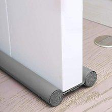 1PCS Double Insulated Door Bottom, Cold Stop Door