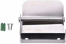 1PcsDurable Stainless Steel Toilet Paper Holder,