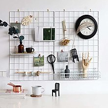 1pcs Grid Photo Wall Wire Grid Panel Picture