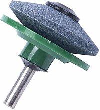 1pcs Lawn Mower Blade Sharpener Power Hand Drill
