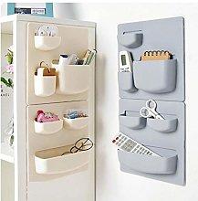 1pcs Plastic Self-adhesive Kitchen Refrigerator