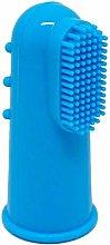1PCS Professional Pet Finger Toothbrush Kit petnow