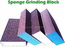 1Pcs Sand Block Sanding Sponge Abrasive Foam Pad