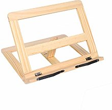 1Pcs Wooden Book & Tablet Rest | Cookbook Reading