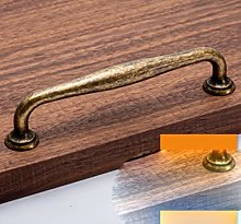 1PCS Zinc Alloy Old Bronze Classic Antique Cabinet