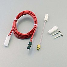1set 3D Printers M3 Stud Thermistor + Cable Kit