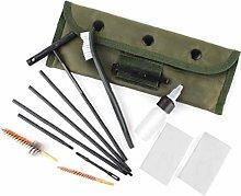 1set Air Rifle Airgun Cleaning Set for .22 22lr