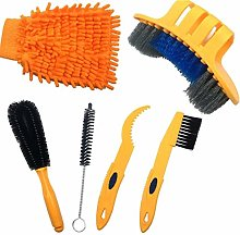 1set Bicycle Cleaning Tools Set Bicycle Clean