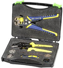 1Set Professional Multitool Wire Crimpers
