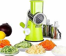 1Set Vegetable Mandoline Chopper,Manual Vegetable