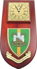 1st Btn Devon & Dorset Regiment Wall / Mess Clock
