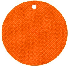 1xToruiwa Silicone Mat Round Insulated Non-Slip