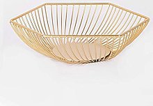1yess 28 Cm-Nordic Simple Large Iron Mesh Woven