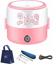 2-3 Layer Electric Lunch Box Auto-Off 220V