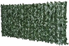 2.4m x 1m Privacy Fencing Hedge Sol 72 Outdoor