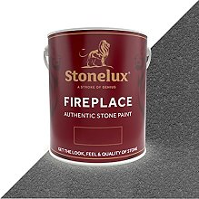 2.5 Litre Stonelux Fireplace Paint in Apsley