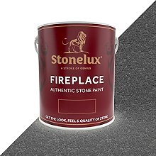 2.5 Litre Stonelux Fireplace Paint in Bowood