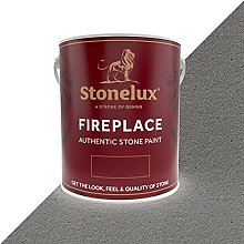 2.5 Litre Stonelux Fireplace Paint in Forde