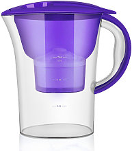 2.5L Transparent Water Pitcher Household Water