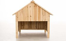 2.9 ft. W x 2.8 ft. D Apex Solid Wood Tool Shed