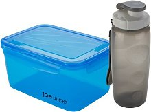2 Container Food Storage Set Joe Wicks
