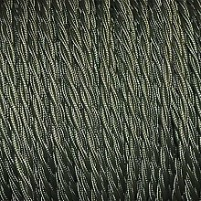 2 Core 10 Metres Twisted 0.75mm Vintage Italian
