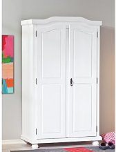2 Door Wardrobe August Grove