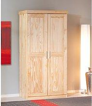 2 Door Wardrobe Brayden Studio