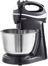 2 in 1 5-Speed 3.5L Stand Mixer VonShef Colour:
