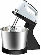 2 in 1 Electric Hand Stand Mixers, 7 Speeds Food