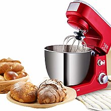 2-in-1 Electric Stand Mixers Cake Mixer Stainless