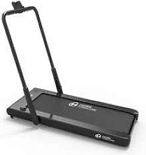 2 in 1 Folding Treadmill, 2.0HP Smart Walking