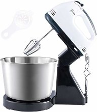 2-in-1 Food Processor Blender & Stand Mixer