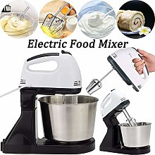 2 in 1 Hand Stand Mixer, with Whisk, Stainless