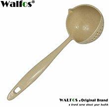 2 in 1 Long Handle Spoon Porridge Spoon Spoon