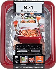 2 in 1 Portable Casserole Carrier for Indoor &
