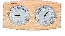 2-in-1 Sauna Room Thermometer,Digital Sauna