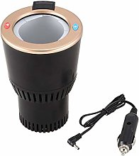 2-In-1 Smart Car Warm & Cold Cup DC 12V Car Office